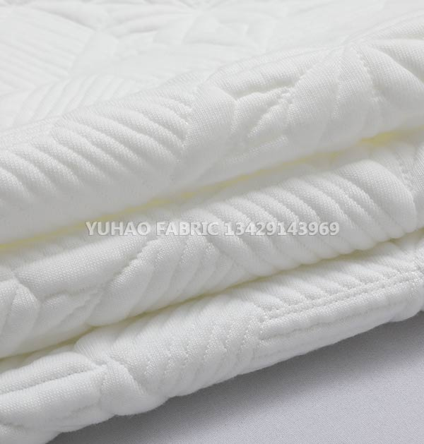 high quality Ordinary knitted jacquard 400gsm