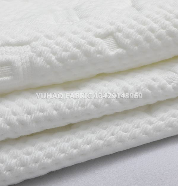 white Ordinary knitted jacquard