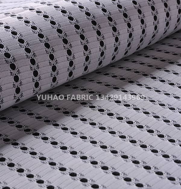 Customized Design 3D net mesh fabric