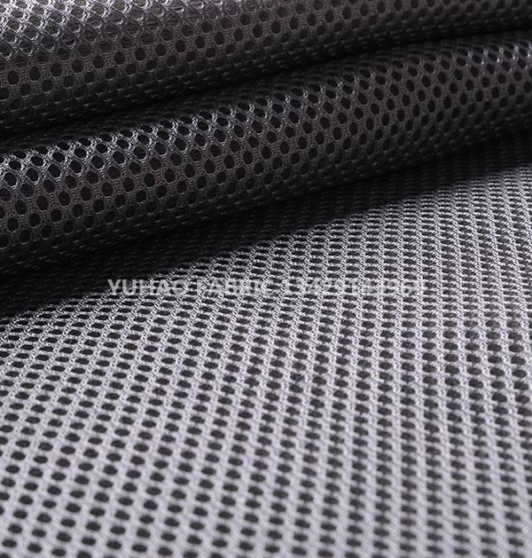 3D net mesh fabric-breathable and comfortable