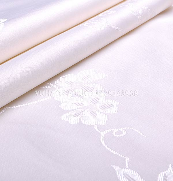 polyester+PP damask fabric