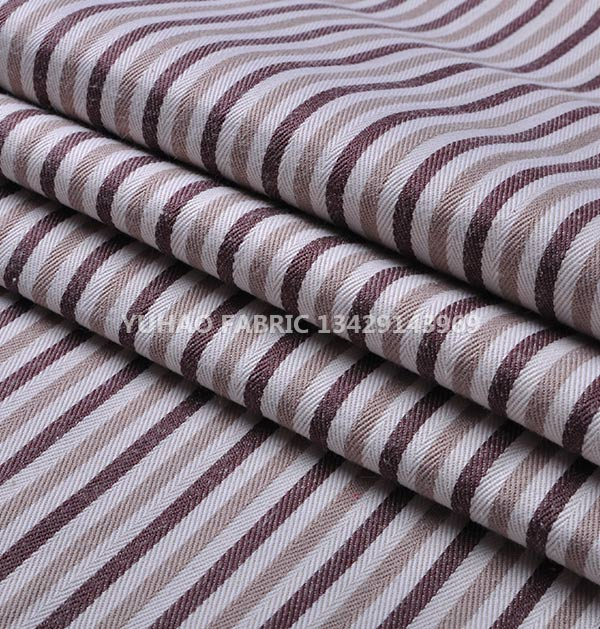 Color Plaid Cotton polyester woven fabric