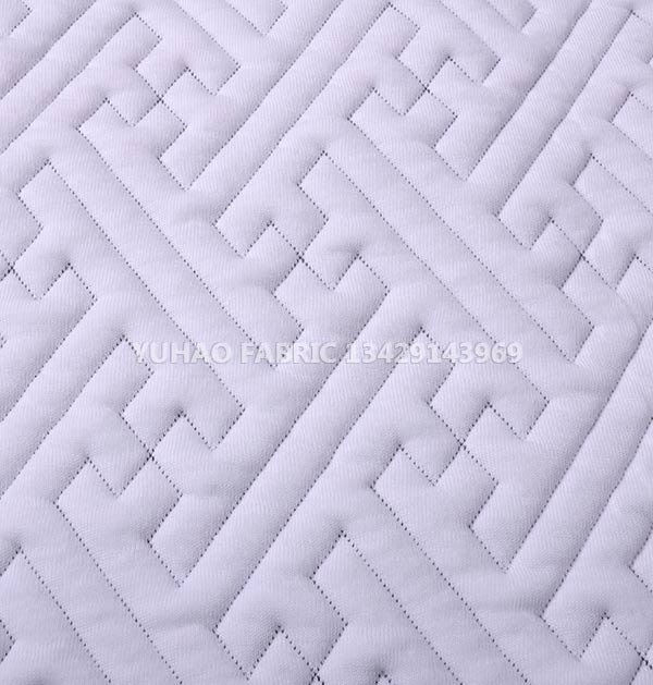 Processing Knitted jacquard fabric