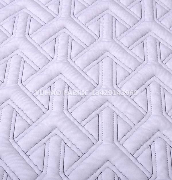 Innovative knitted jacquard fabric