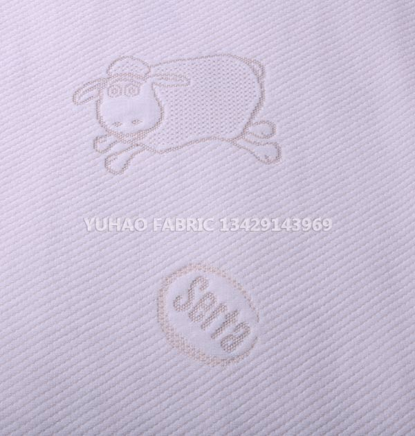 Cartoon Pattern Knitted jacquard fabric