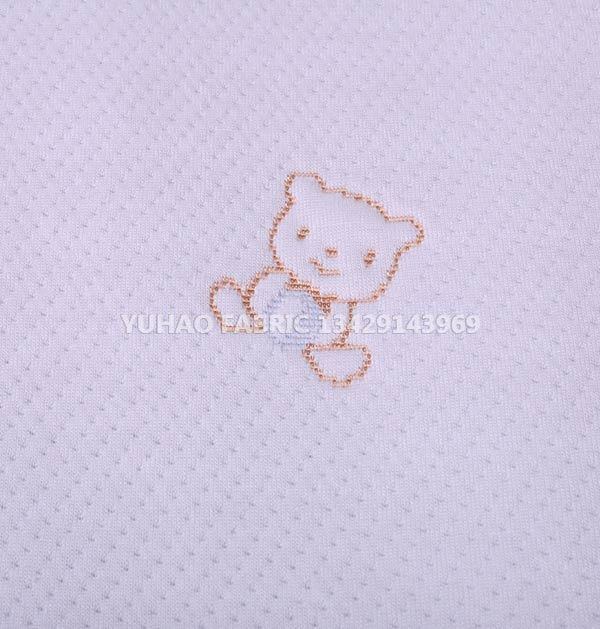 Cute Pattern Knitted jacquard fabric