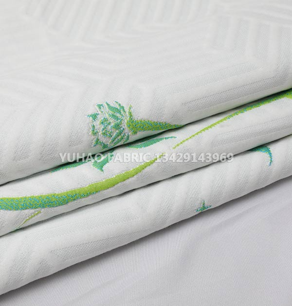 Green pattern Functional Fabrics