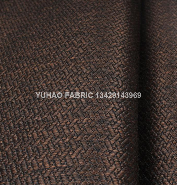 High quality jacquard printed fabric
