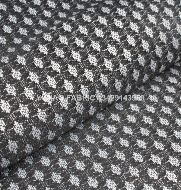 New Style Design jacquard printed fabric